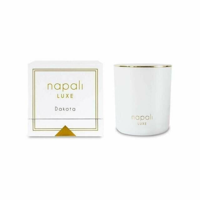 NAPALI - LUXE (100%coconut wax) Candle-DAKOTA  600g