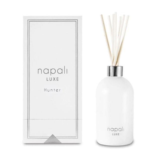 NAPALI - LUXE Triple Scent Fragrance Diffuser-HUNTER- 300ml