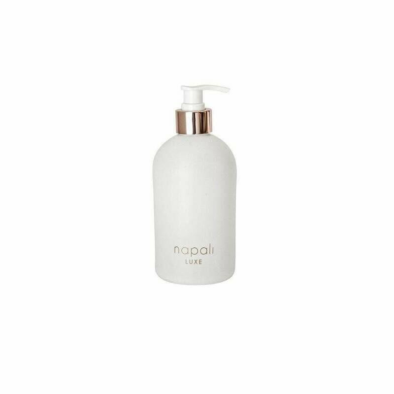 NAPALI-LUXE HANDWASH (handmade purified coconut water) -CHARLIE 300ML/10.1floz