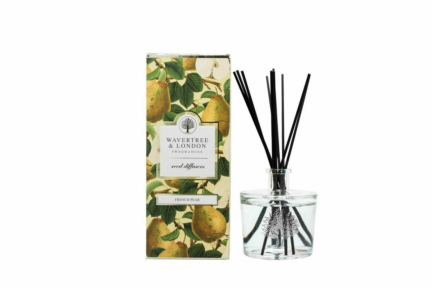 WAVERTREE&LONDON - Fragrance Diffuser - FRENCH PEAR-350ml