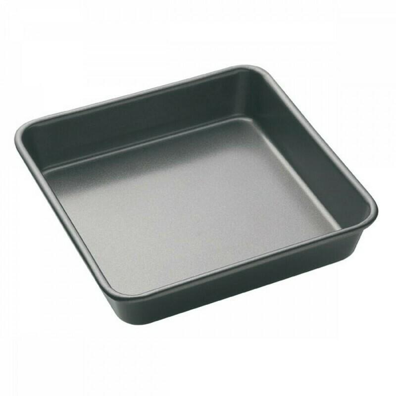 BAKEMASTER -Non Stick Square Bake Pan 23cm(Diam)