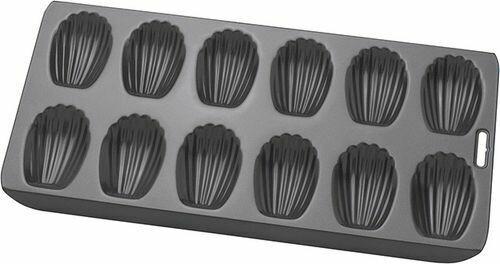 BAKEMASTER - Non Stick 12 Cup Madeleine Pan 40cm(L)/20cm(W)