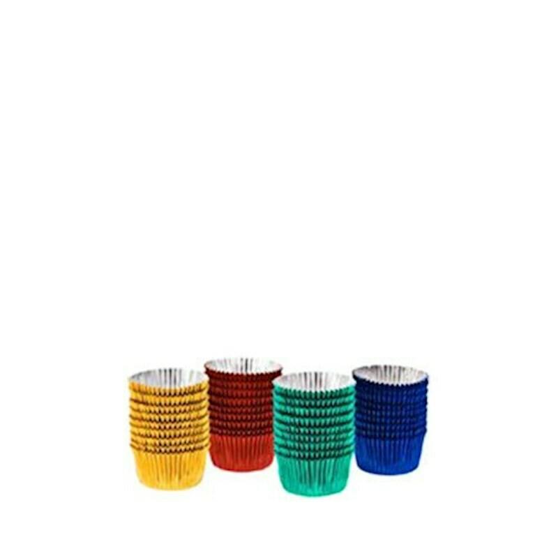 Dline Foil Chocolate Cups - 36 Cups