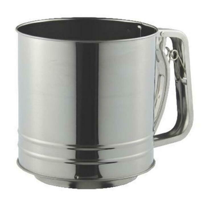 AVANTI-Stainless Steel Flour Sifter-5 Cup