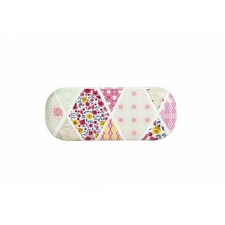 VINTAGE&CO - Fabrics & flowers Glasses Case