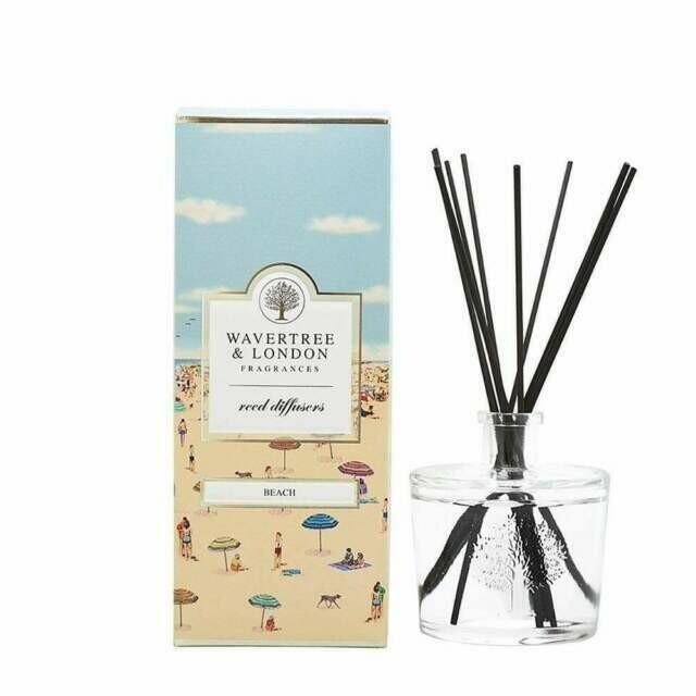 WAVERTREE&LONDON -Fragrance Diffuser-BEACH-350ml