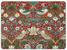 MORRIS&Co - for Pimpernel Strawberry Thief Red Placemats - Set of 6