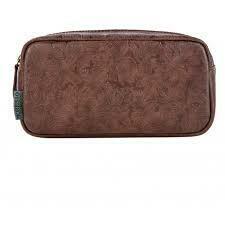 MORRIS&Co - Refined Gentleman Embossed Wash Bag