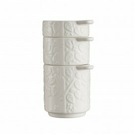 MASON CASH- IN THE FOREST SET OF 3 MEASURING CUPS