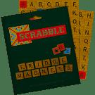 SCRABBLE - Fridge Magnet