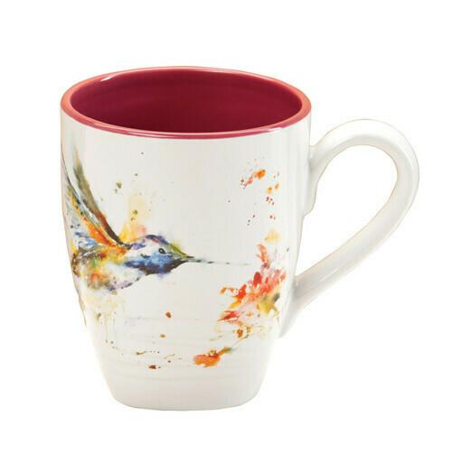 HUMMINGBIRD - Mug by Dean Crouser