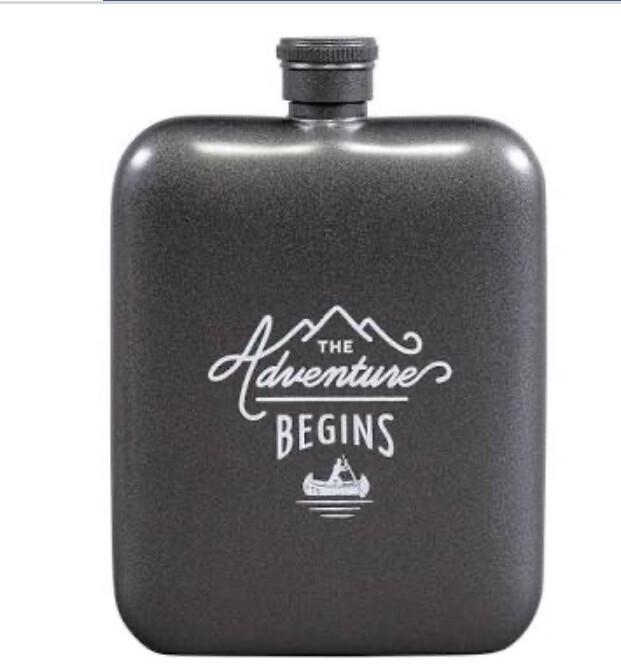 GENTLEMEN'S Hardware- Hip Flask