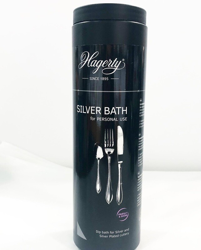HAGERTY - Silver Bath for Personal Use