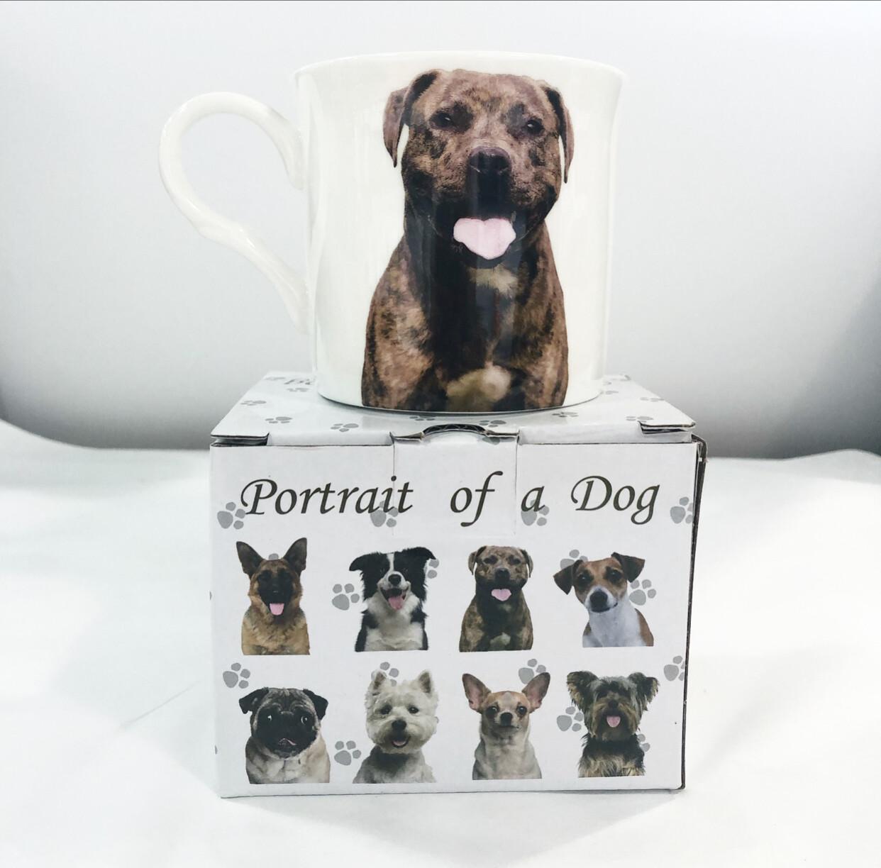 HERITAGE Fine Bone China-Palace Mug-S/ Dogs