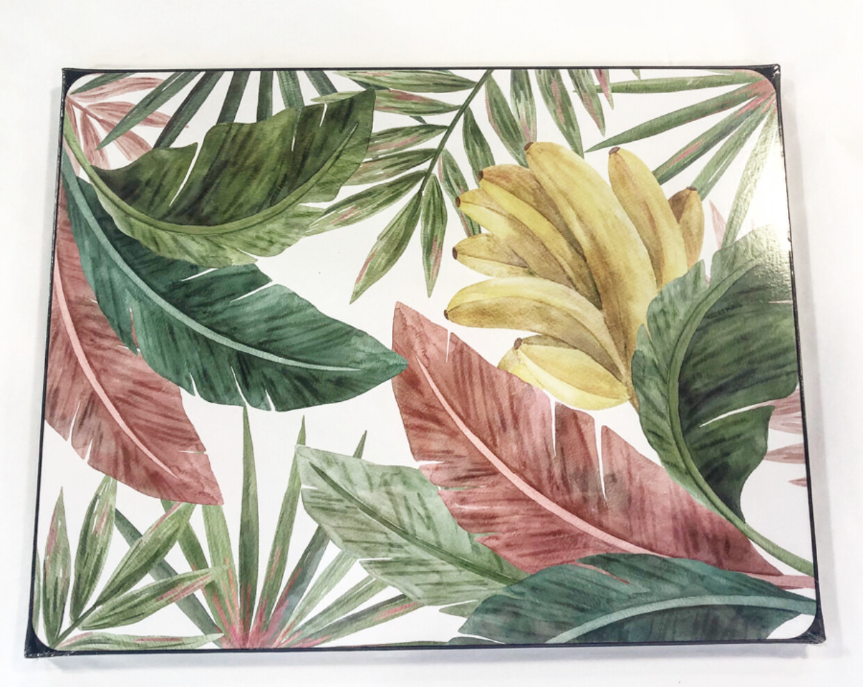 MADRAS LINK -  Rectangular Placemats Set of 4 - Costa Rica