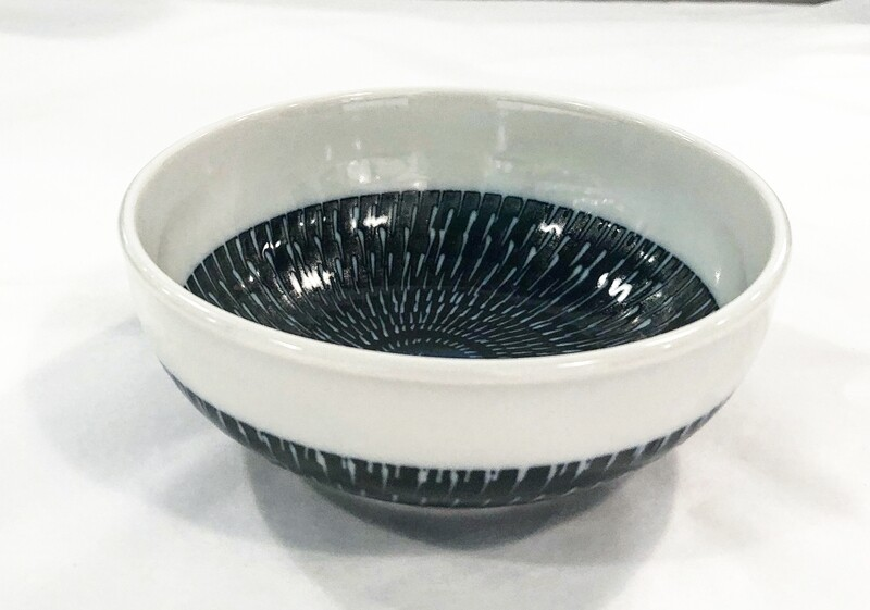 CONCEPT JAPAN TOBIKANNA Ink Blue Small Bowl / 10cm x 3.5cm