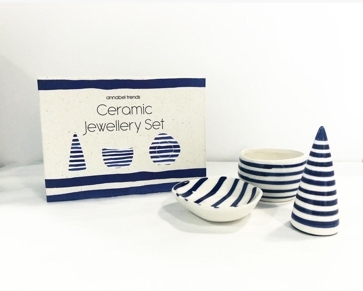 ANNABEL TRENDS - Ceramic Jewellery set