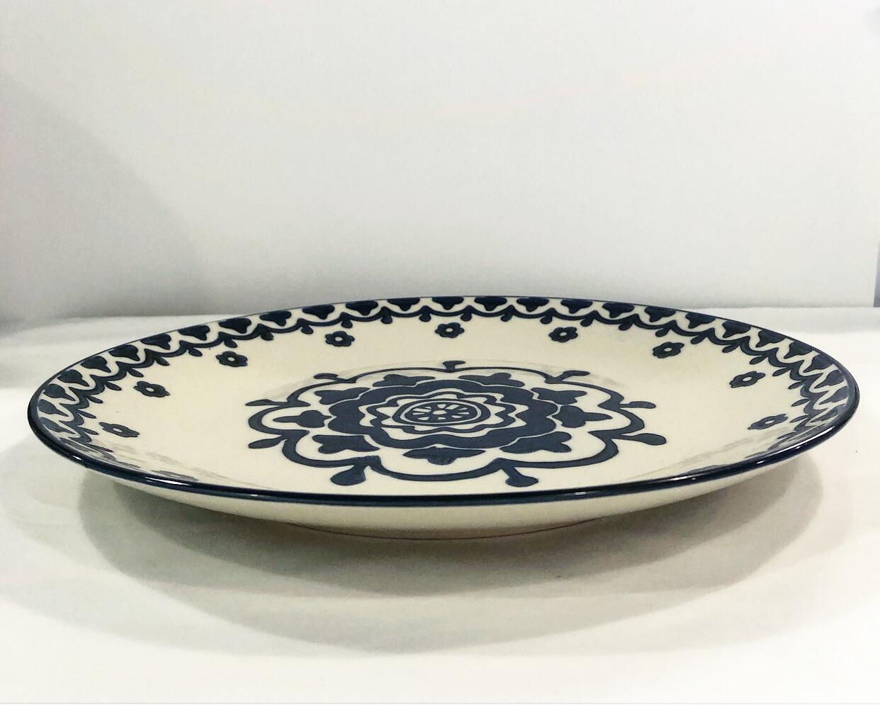 CC INTERIORS- Serving Platter-PORTO Collection28.5cm