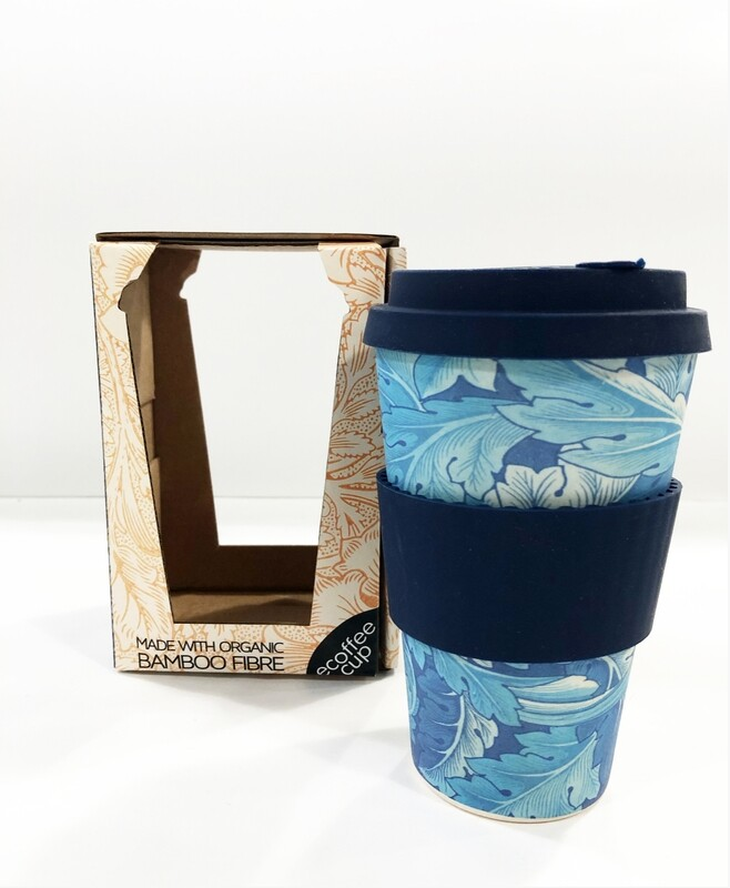 ECOFFEE -Re-usable Bamboo Cup,  Ecoffee Keep Cup 14 oz - POMME
