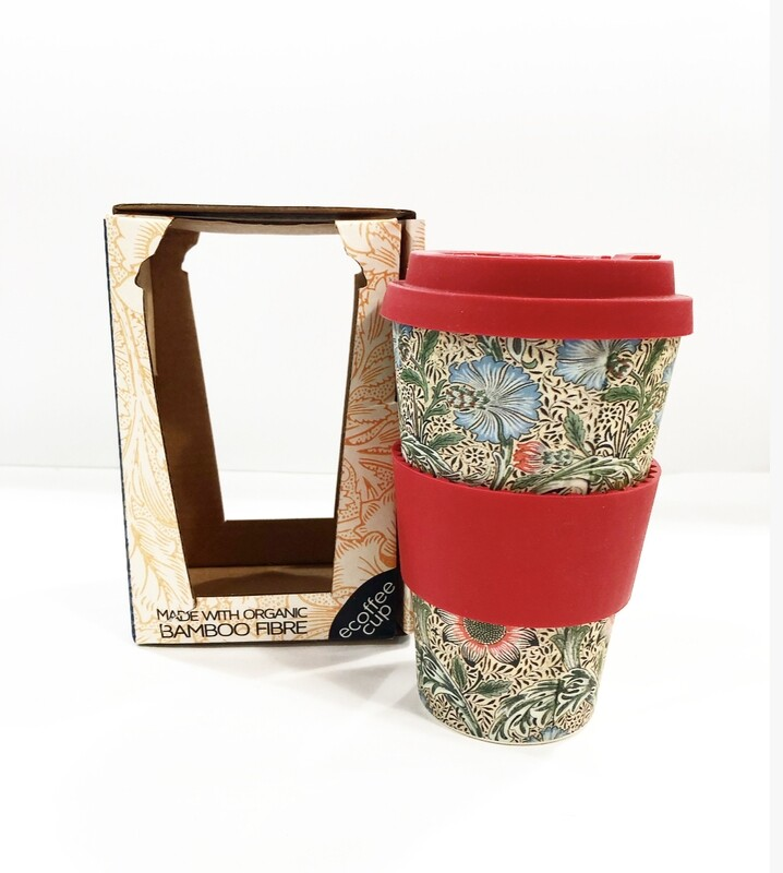ECOFFEE -Re-usable Bamboo Cup, Ecoffee Keep Cup 14 oz - CORNCOCKLE