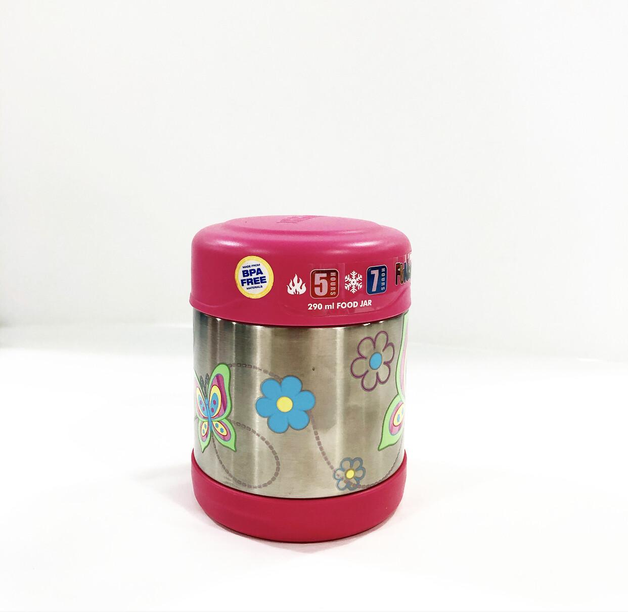 290ml  Stainless Steel Vacuum Insulated Food Jar