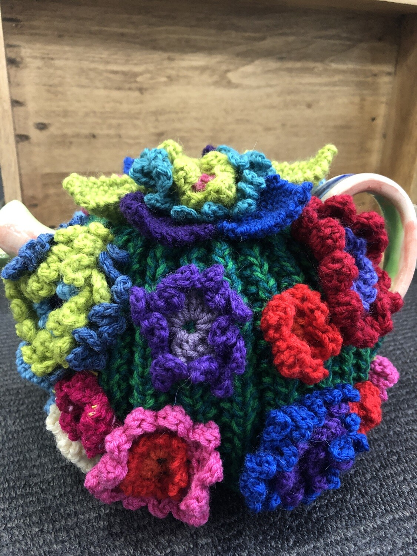 JENNY OCCLESHAW - Knitted Tea Cosy