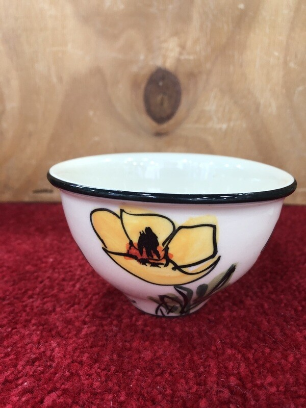 MARY - LOU PITTAR - Mini Bowl  6cm x 10.5cm