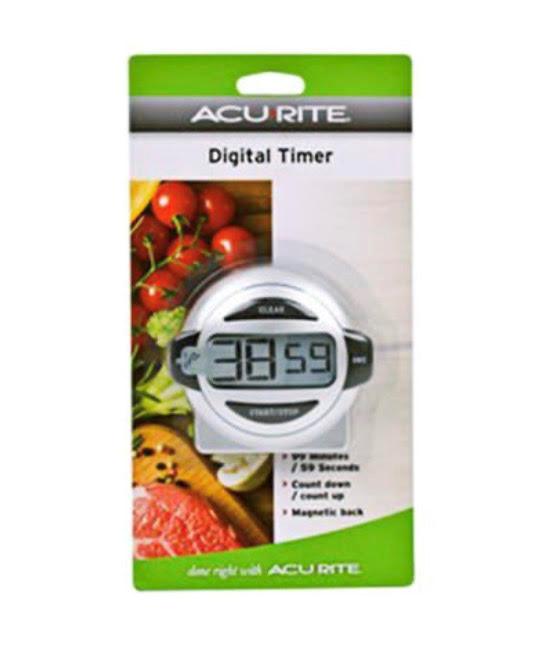 ACURITE - Digital Timer