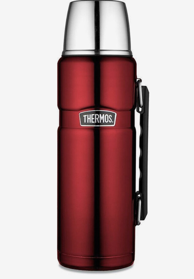 THERMOS -  Stainless Steel 1.2L Vacuum Insulated Flask