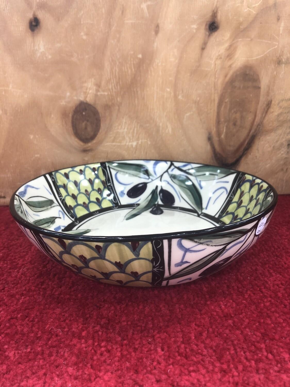 Mary-Lou Pittard- Small Salad Bowl 23cm x 5cm