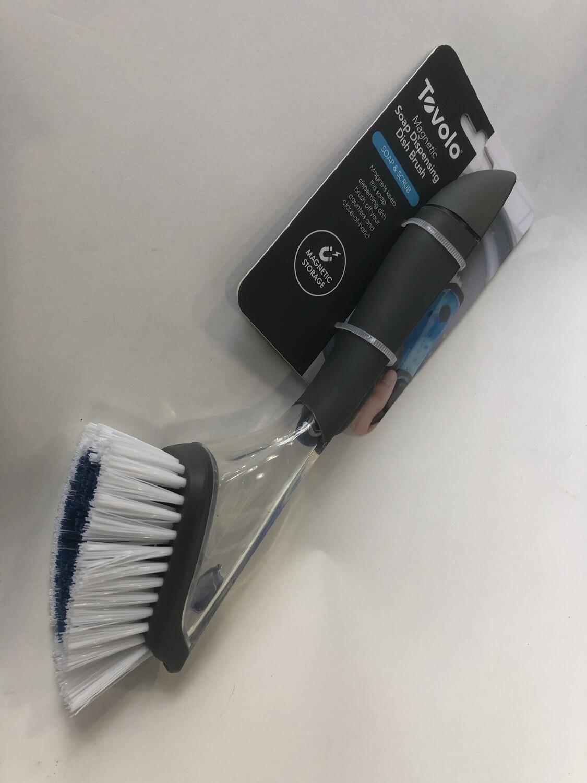 TOVOLO Magnetic Dish Brush