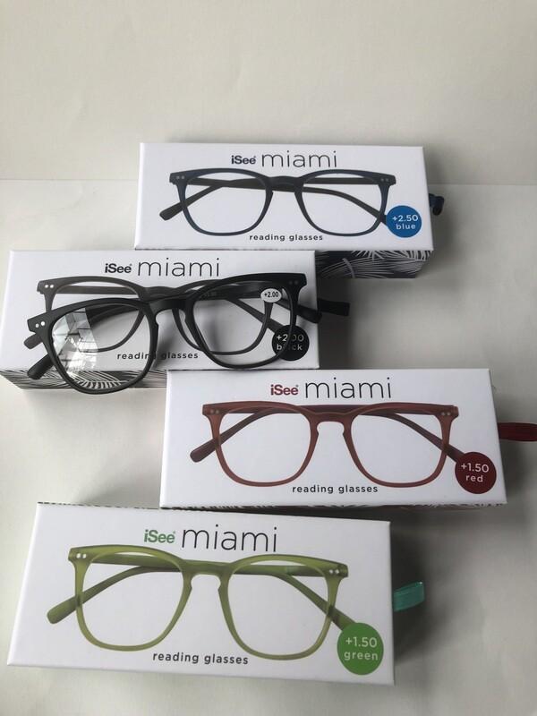 iSee Miami  Reading Glasses