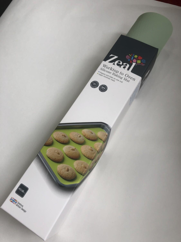 ZEAL- Silicone Baking Mat