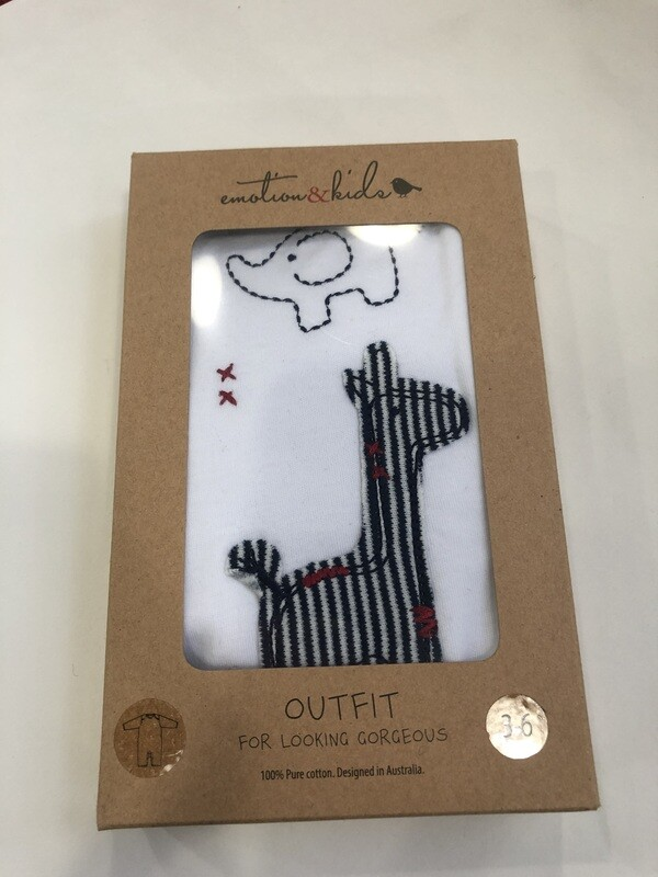 EMOTION & KIDS- OUTFIT FOR LOOKING GORGEOUS 3-6 MONTH