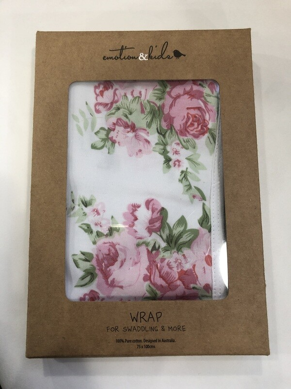 EMOTION and KIDS- WRAP FOR SWADDLING & MORE