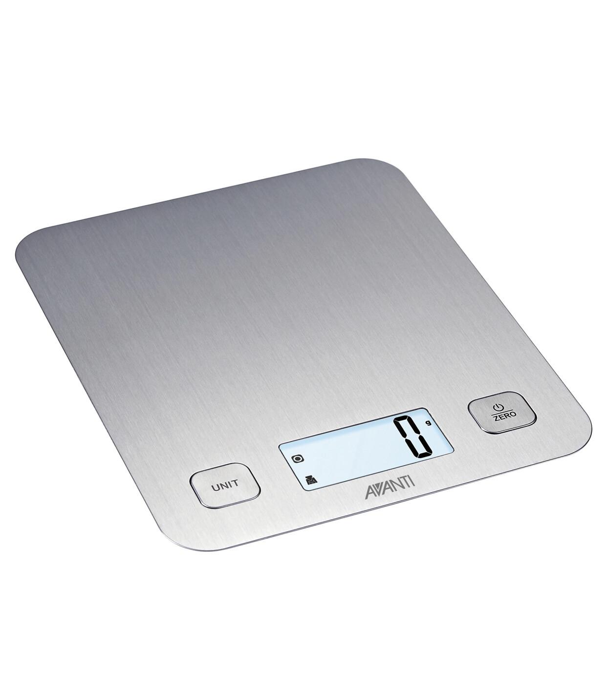 AVANTI - Slim Digital Kitchen Scale
