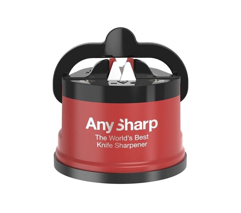 ANYSHARP PRO KNIFE SHARPENER RED