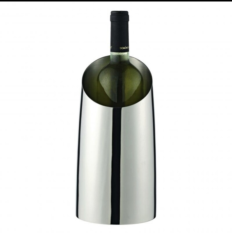 NUANCE - Stainless Steel Wine Cooler