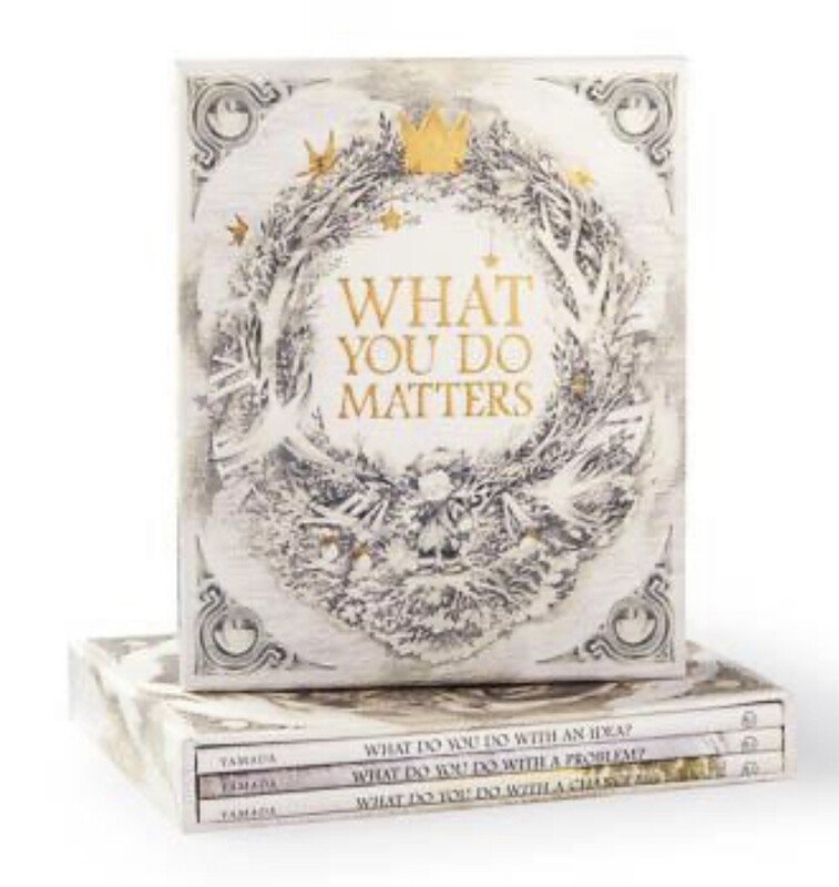 WHAT YOU DO - Matters Boxed Gift Set