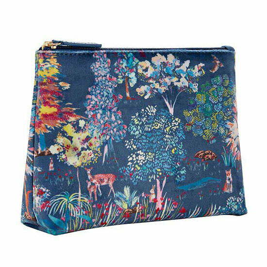 HEATHCOTE&IVORY - The Enchanted Forest Cosmetic Bag