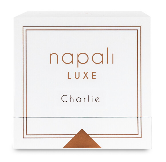 NAPALI - LUXE (100%coconut wax) Candle-CHARLIE) 600g