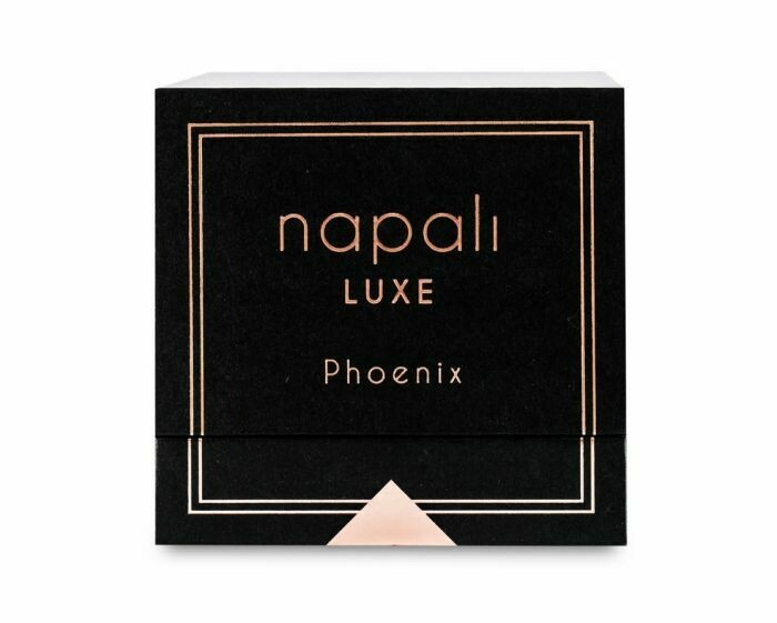 NAPALI - LUXE (100%coconut wax) Candle-PHOENIX 600g