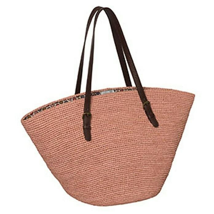 LE PANIER -  Marbella Bag - Light Pink