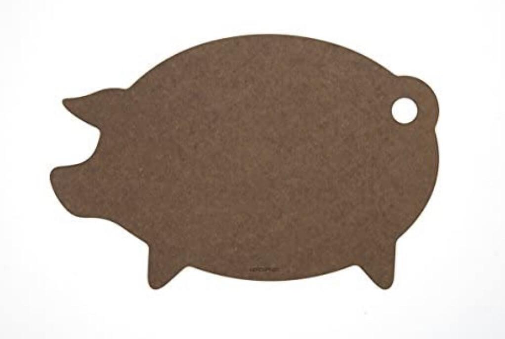 Epicurean Pig Cut & Serve Board