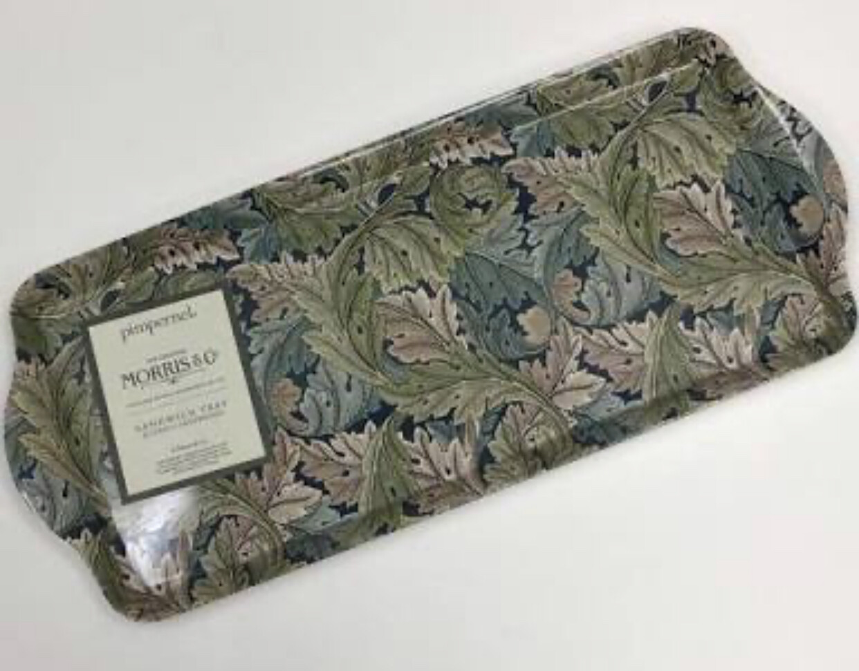 MORRIS&Co - by Pimpernel William Morris Sandwich Tray - Wight Wick