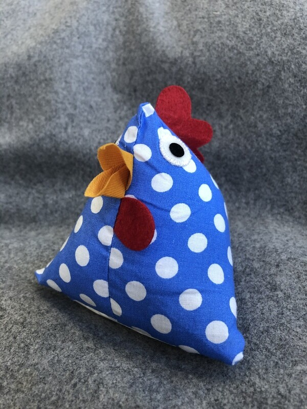 PANTRY POULTRY - Insect Repellant - Blue with White Spots