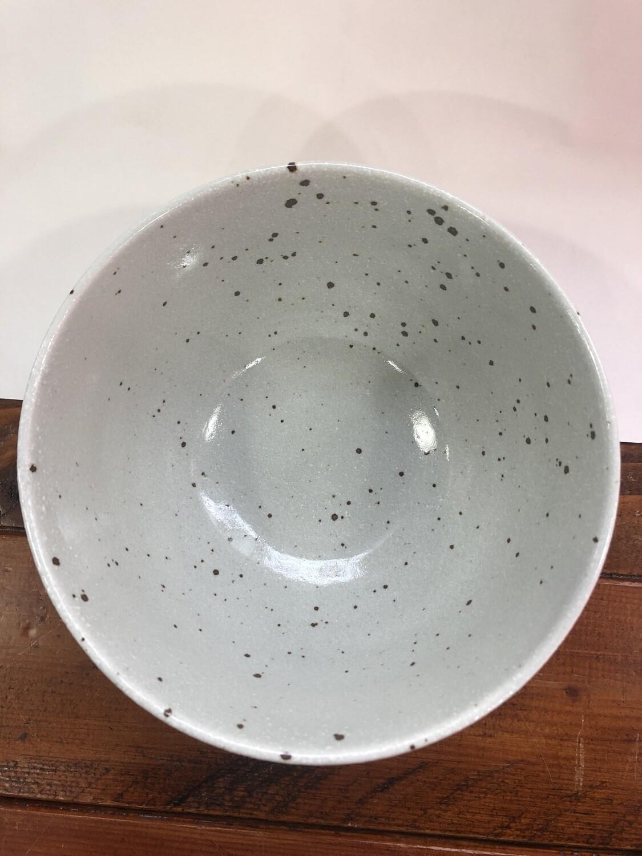 CONCEPT JAPAN-IROYU  SPECKLED LIGHT GREY SMALL BOWL  13x 7cm