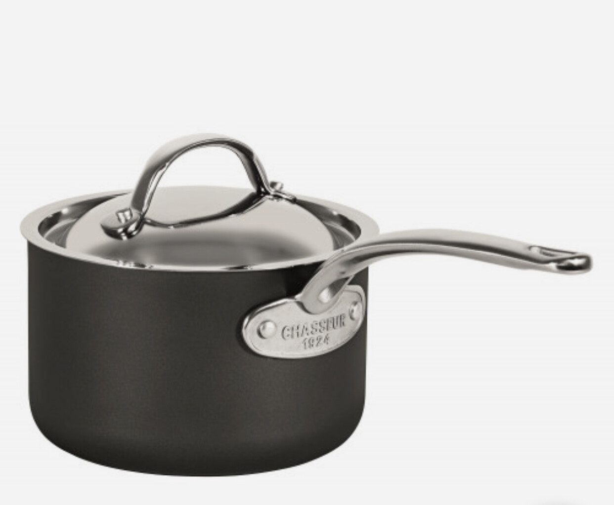 CHASSEUR - Cinq Etoiles Covered  Saucepan with 20cm /  3.6L