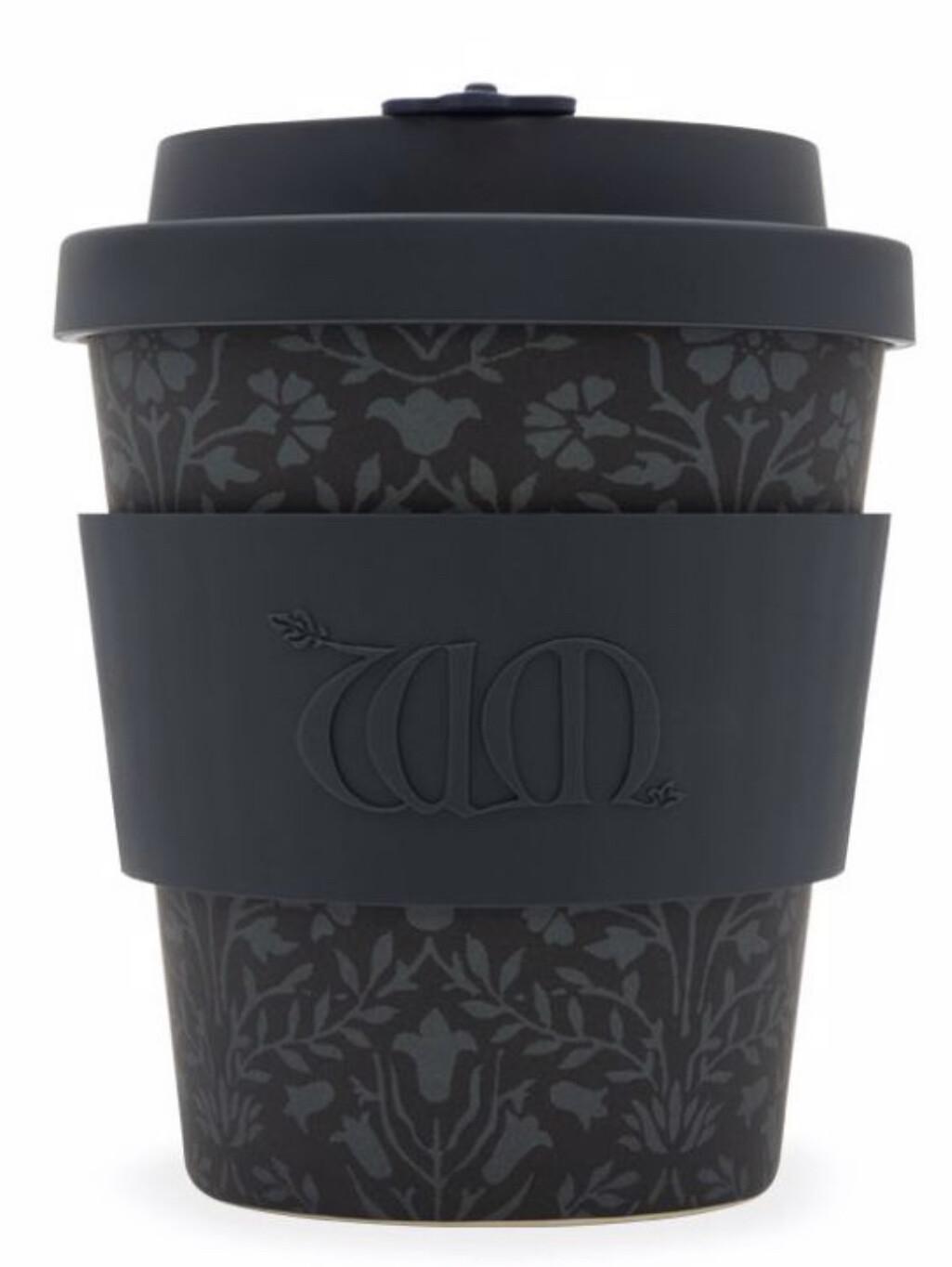 ECOFFEE -Re-usable Bamboo coffee  Cup- WALTHAMSTOW, 8 ounces