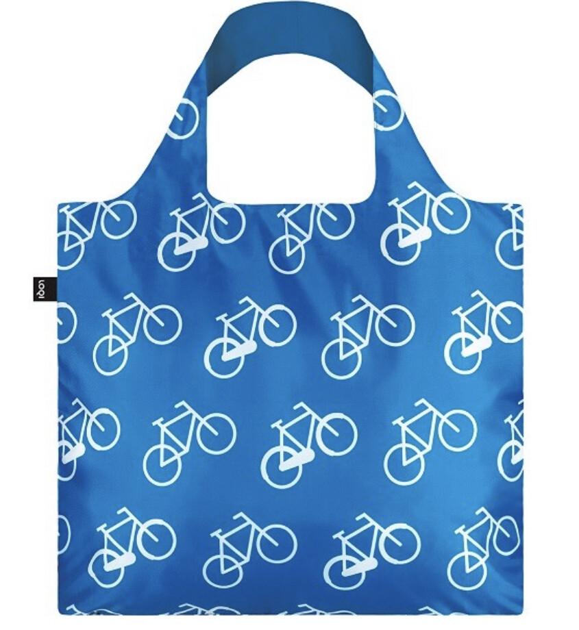 LOQI - Reusable Shopping Bag, Travel Bikes